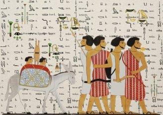 egyptian-slaves