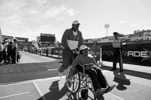 wheelchair-athlete