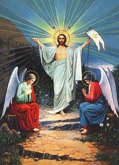 jesus resurected