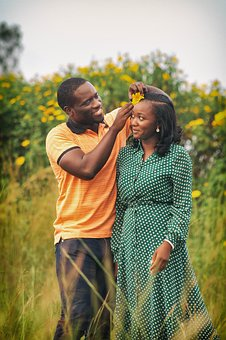 african-couple