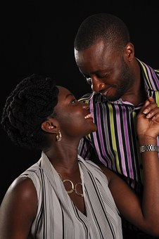 couple african