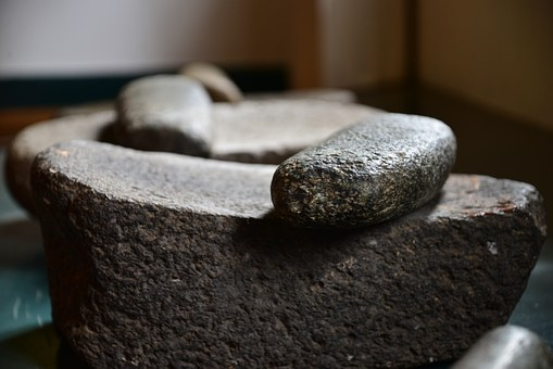 stone-grinding
