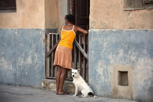 woman neibor
