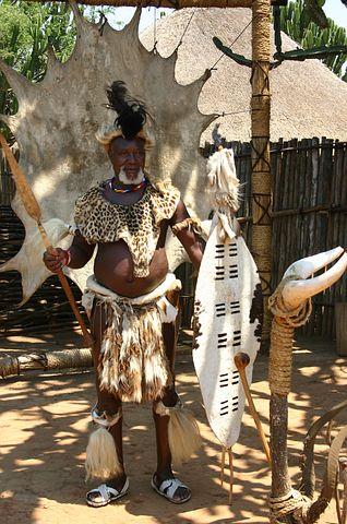 swaziland warior