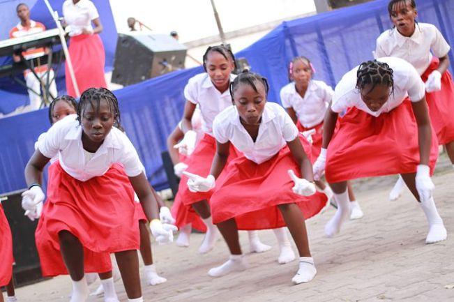 dance-congo africa