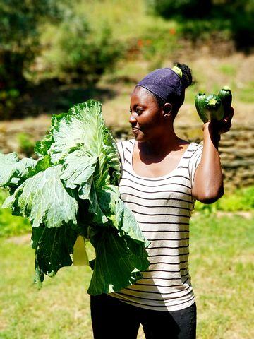 farmer african-girl
