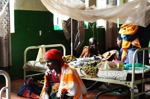 burundi-hospital women