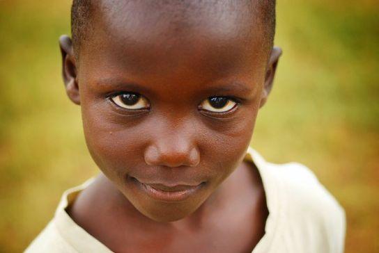 Eyes child-