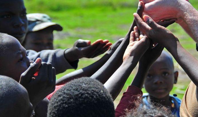 haiti giving