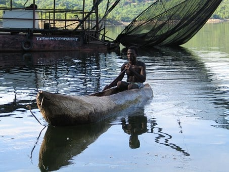 log-boat-